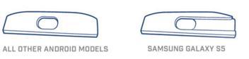 Flirone Distanziatore Samsung