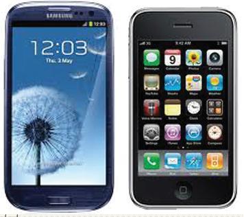 smartphones rental
