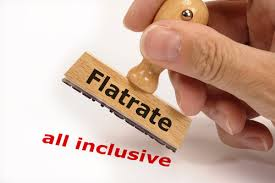 flat all inclusive