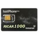 Ricarica elettronica IsatPhone con 1000 unità