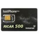 Ricarica elettronica IsatPhone  con 500 unità