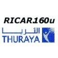 Thuraya noleggio: ricarica elettronica  160unità