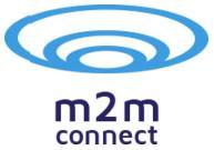 m2connect logo