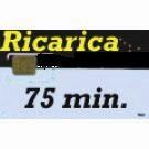 Ricarica Iridium 75 minuti - validità 1 mese, 4500 unità