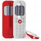 Emergenza SpareOne Telefono  cellulare GSM con Batteria AA