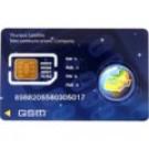 SIM Thuraya NOVA 100 prepagata 100 Min, 100 SMS, 100 MB  validità 24 mesi