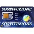 Thuraya SIM sostituzione SIM card Postpagata