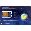 Thuraya SIM card Classic 100 Prepagata con 100 min, 100 SMS, 100MB validità 12 mesi